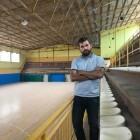L'Ajuntament ultima les reformes en els pavellons esportius de Castàlia, Sindical i Marquina