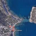 Una embarcación se hunde cerca de la isla del Portitxol de Xàbia