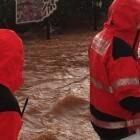 Les tempestes deixen 7.000 rajos a Castelló i nombrosos vehicles atrapats