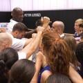 """Francisco Elson: """"Con L'Alqueria, Valencia Basket ha puesto su futuro en la cantera"""""""