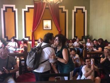 Èxit este cap de setmana en la VI folklórica de Cabanes (1)