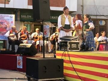 Èxit este cap de setmana en la VI folklórica de Cabanes (11)