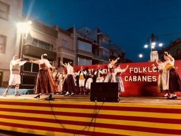 Èxit este cap de setmana en la VI folklórica de Cabanes (12)