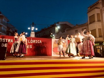 Èxit este cap de setmana en la VI folklórica de Cabanes (13)