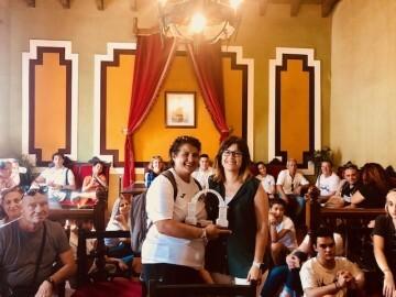 Èxit este cap de setmana en la VI folklórica de Cabanes (2)