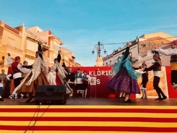 Èxit este cap de setmana en la VI folklórica de Cabanes (4)