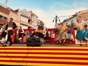 Èxit este cap de setmana en la VI folklórica de Cabanes (7)