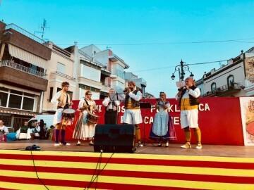 Èxit este cap de setmana en la VI folklórica de Cabanes (8)