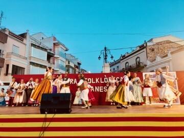 Èxit este cap de setmana en la VI folklórica de Cabanes (9)