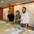 04-09-2018 Castelló projecta una major proporció entre l'espai públic i el volum edificat en el seu nou planejament urbanístic