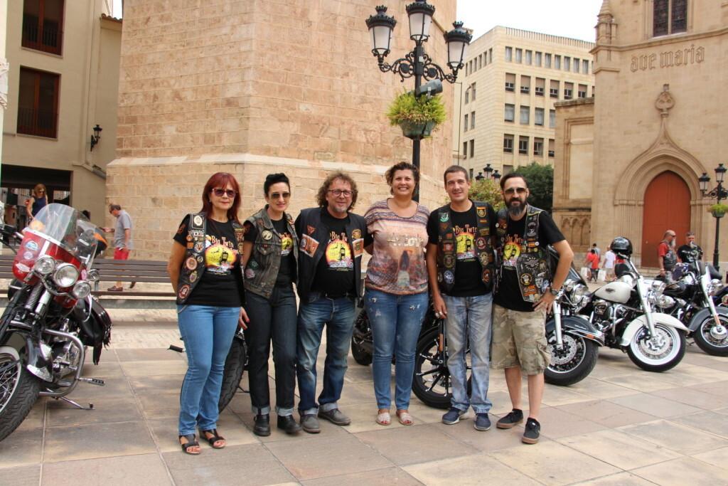 06-09-2018 Castelló acull la 35 concentració Big Twin d'Espanya de Harley Davidson