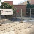 L'Ajuntament inicia les obres de reforma del parc infantil del Perellonet