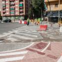 EL Ayuntamiento empieza la construcción de los carriles bici de las avenidas Burjassot Y Mestre Rodrigo