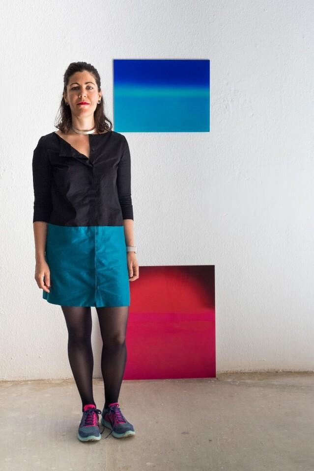 Alejandra Gandia-Blasco, El color de la primera luz (2)