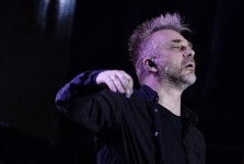 Andrius Mamontovas, leyenda de rock lituano, actuará en Valencia el 6 de octubre. (Foto-Vėjūnė Dimaitė).