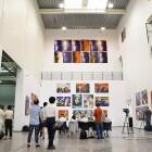 L'art testimonial d'Antoni Miró inaugura La Base com a espai obert a la reflexió
