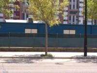 CEIP 103 de Valencia barracones