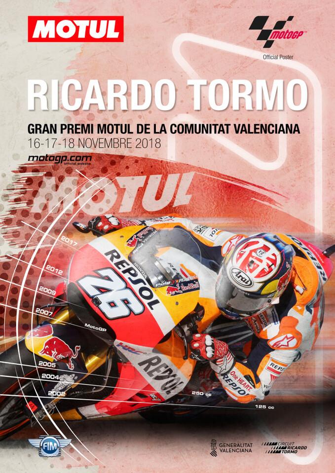 Cartel-Gran-Premio-Motul-de-la-Comunitat-Valenciana-2018