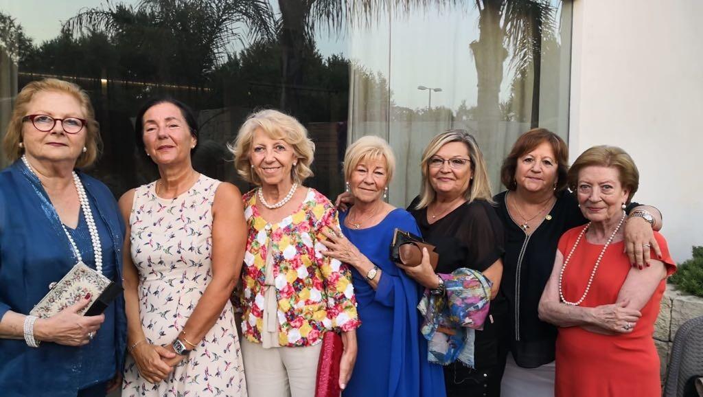 Ceremonia de cambio de collares Rotary club Valencia 2018 (12)