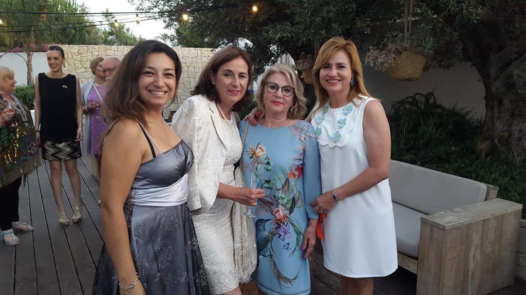 Ceremonia de cambio de collares Rotary club Valencia 2018 (2)