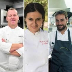 Murcia, Teruel y Valladolid, suman estrellas nacionales a la cocina central de Gastrónoma 2018.