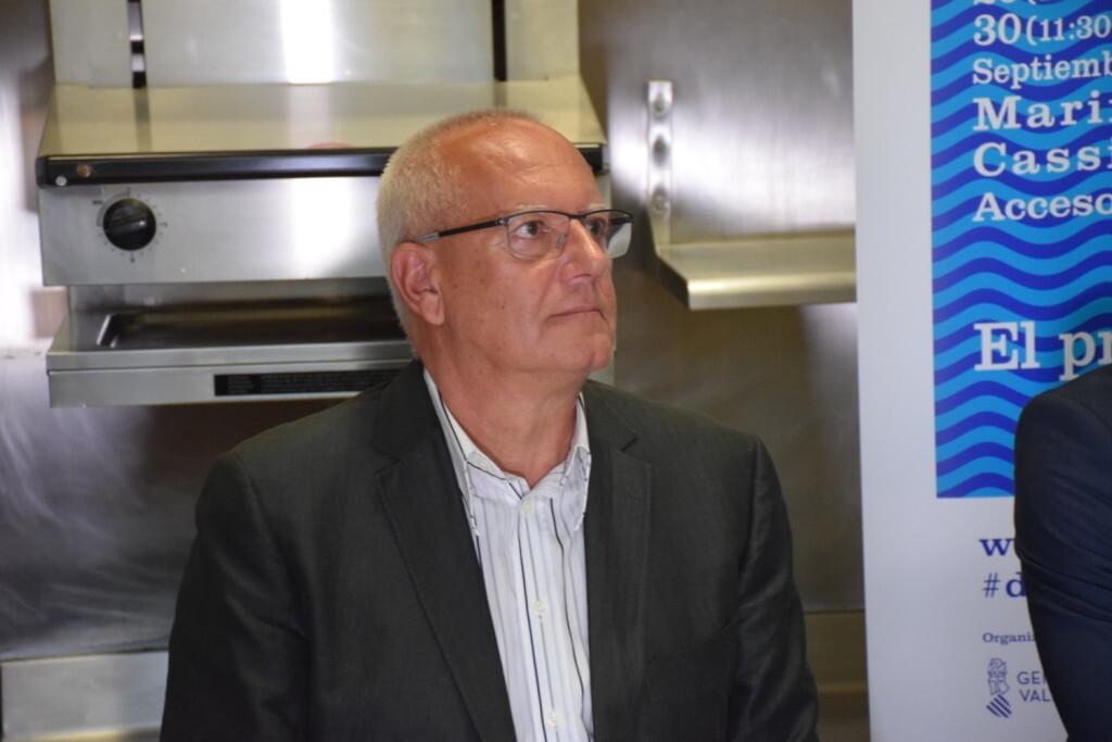 DNA Festival Gastronómico Quique Dacosta, Francesc Colomer yVicent Grimalt 20180906_122851 (2)