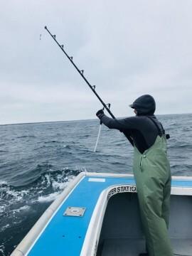El equipo español Pescatours se prepara para la 46ª edición del Campeonato Internacional de Pesca de atún gigante (2)