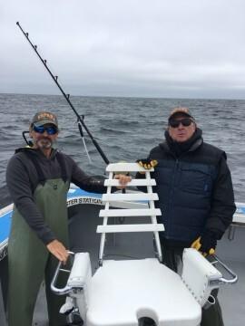 El equipo español Pescatours se prepara para la 46ª edición del Campeonato Internacional de Pesca de atún gigante (3)