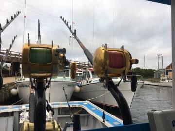 El equipo español Pescatours se prepara para la 46ª edición del Campeonato Internacional de Pesca de atún gigante (5)