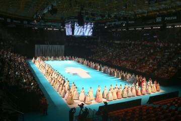 Elección de las Cortes de Honor y Falleras Mayores de València 2019 (10)
