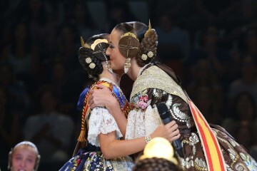 Elección de las Cortes de Honor y Falleras Mayores de València 2019 (16)