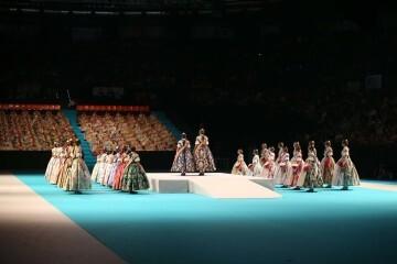 Elección de las Cortes de Honor y Falleras Mayores de València 2019 (17)