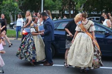 Elección de las Cortes de Honor y Falleras Mayores de València 2019 (2)