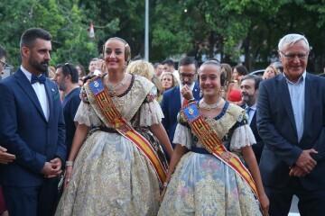 Elección de las Cortes de Honor y Falleras Mayores de València 2019 (3)