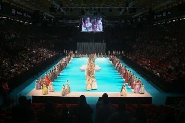 Elección de las Cortes de Honor y Falleras Mayores de València 2019 (8)