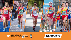 Elite Nacional Medio Maraton Valencia