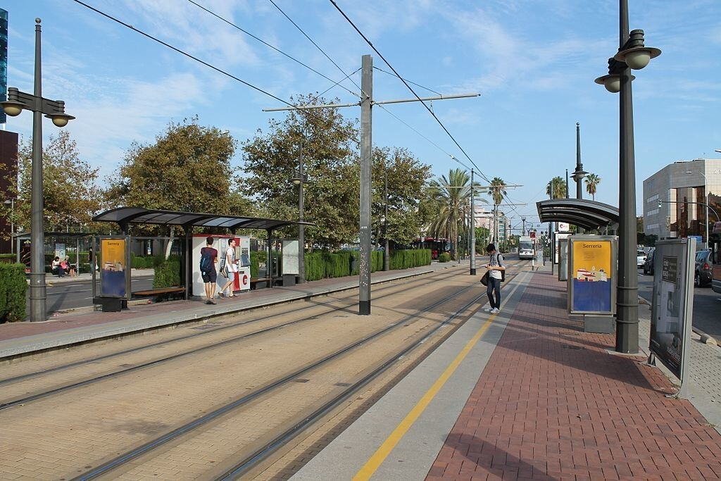 Estació_de_Serrería_(Metrovalència)_2