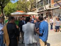 Fernando Giner y Toni Subiela, Burjassot, Los Silos