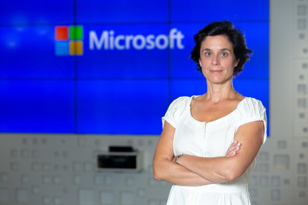 Gloria Macias_Directora Grandes Empresas Microsoft