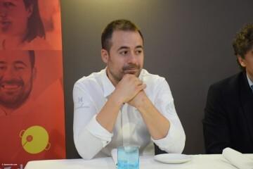 Jornadas Gastronómicas Menús MadeinCV 2018 (Nacho Romero, propietario y cocinero del restaurante Kaymus) (1)