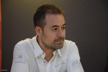 Jornadas Gastronómicas Menús MadeinCV 2018 (Nacho Romero, propietario y cocinero del restaurante Kaymus) (2)