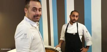 Jornadas Gastronómicas Menús MadeinCV 2018 (Nacho Romero, propietario y cocinero del restaurante Kaymus) (4)