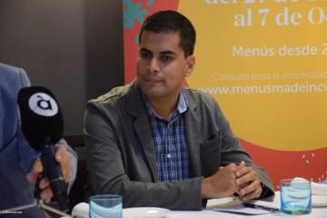 Jornadas Gastronómicas Menús MadeinCV 2018 (Ulises Prieto, Fundación Acción contra el Hambre.) (1)