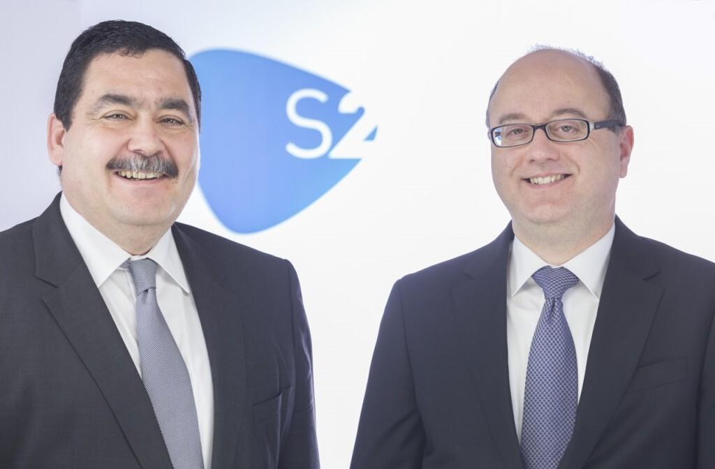 Jose Rosell y Miguel Juan, socios-directores de S2 Grupo