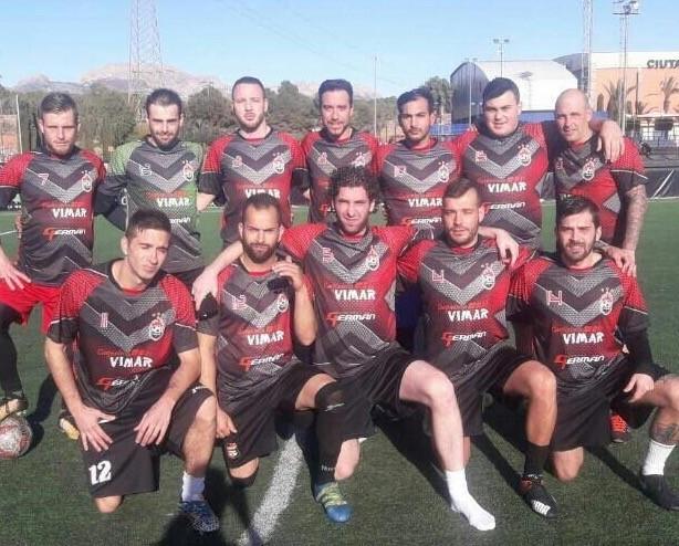 La Nucia CD futbol 7 liga 1 post 2018
