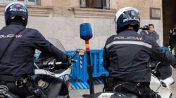 La Policía investiga una llamada anónima a la Cruz Roja para esclarecer un crimen