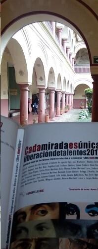 La antología `Cada mirada es única` en Tunja (Colombia).