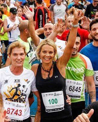 La carrera tendrá un recorrido de 6.150 metros.