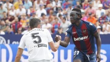 Levante Valencia apaulista Boateng
