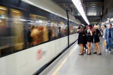 Metrovalencia amplía el servicio de la Línea 3 durante la noche del viernes al sábado con motivo del Baile de Disfraces de Rafelbunyol